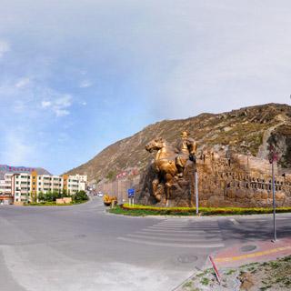 甘孜藏族自治州虚拟旅游