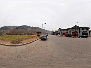 中国佛教四大名山-五台山全景