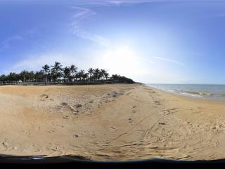 海口 假日海滩 NO.5全景