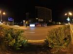 吉林大路夜景全景