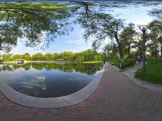 西宁儿童公园 青海 NO,2全景