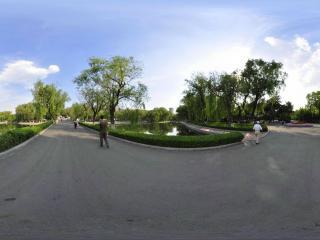 青海西宁儿童公园 NO,1全景