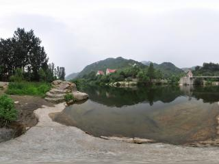 北京周边旅游美景 百泉山 NO.50全景
