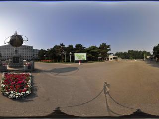 长春邮电学院虚拟旅游