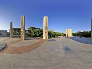 吉林大学前卫校区虚拟旅游