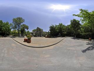 南昌人民公园虚拟旅游