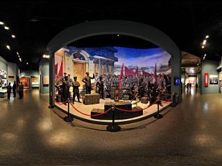 井冈山革命博物馆虚拟旅游