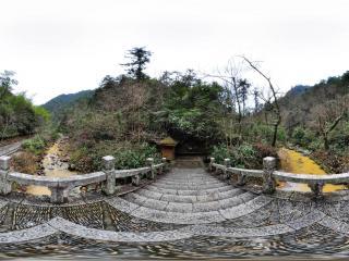 井冈山水口