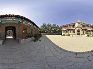 伪满皇宫博物院 NO.6全景