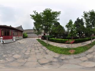 北京 云居寺全景
