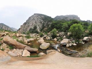 云蒙峡虚拟旅游