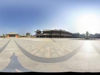 大同华严寺广场 NO.1