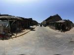 古城村街道全景