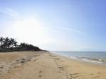 海南海口-假日海滩全景