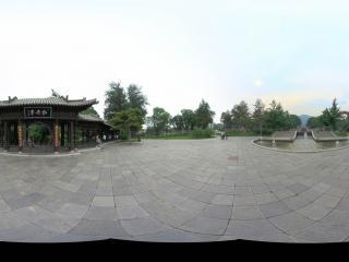 山西太原晋祠博物馆