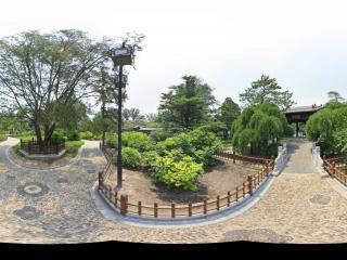 山西太原晋祠公园 NO.6