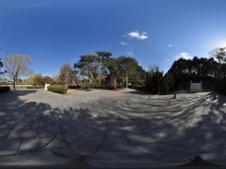 北京陶然亭公园高君宇烈士公墓