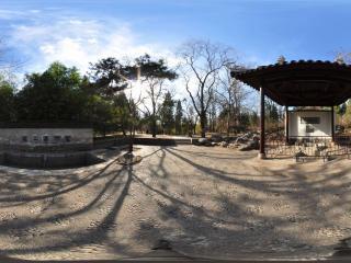 北京陶然亭公园天下第二泉