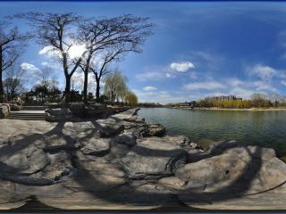 陶然亭公园 望瑞亭 北京