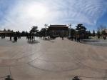 北京天安门端门全景