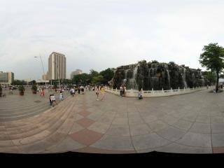 太原迎泽公园南门 NO.25全景