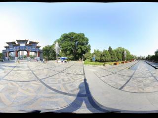 太原迎泽公园园景 NO.22全景