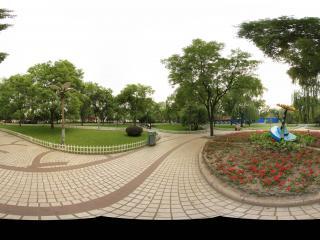 太原迎泽公园园景 NO.21全景