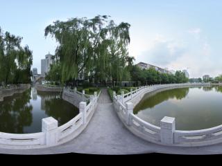 饮马河公园虚拟旅游