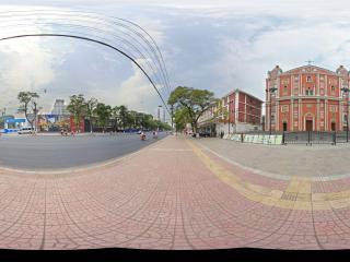 太原天主教堂虚拟旅游