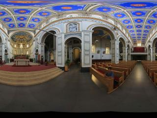 山太原天主教堂