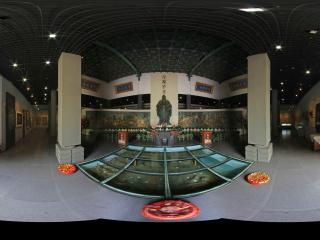 山西民俗博物馆千秋孔子庙