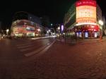 太原柳巷商业街全景