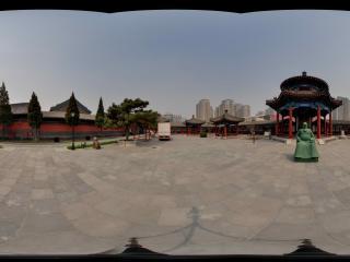 北京大钟寺-九亭钟院