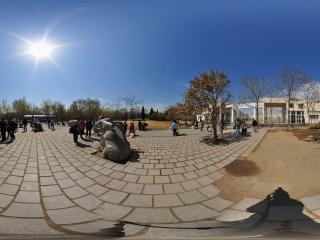 北京动物园-象馆