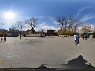 北京动物园-熊猫馆