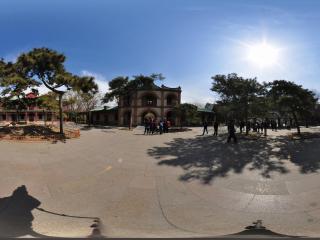 北京动物园-正门里