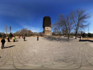 北京玲珑公园 NO.7全景