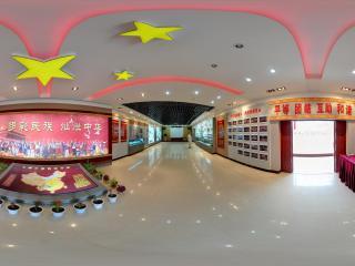 辽宁葫芦岛葫芦山庄-民族展览馆