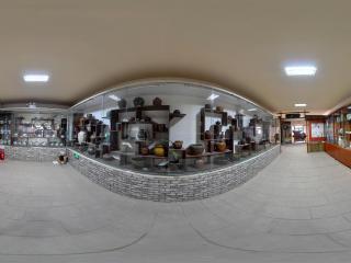 辽宁葫芦岛葫芦山庄-中国关东民俗博物馆-馆内