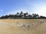 海南假日海滩全景