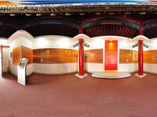 北京 万寿寺 历史革命展馆