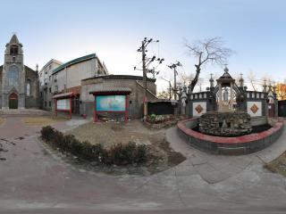 西直门教堂虚拟旅游
