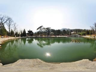 北京香山 湖