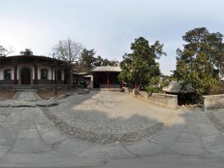 北京 香山 寺院