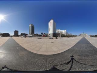 北京 中华世纪坛 广场一