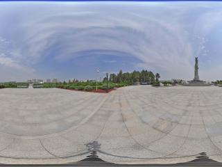长春世界雕塑公园 NO.36全景