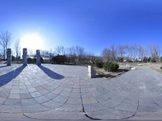 北京丰台世界公园-园景全景