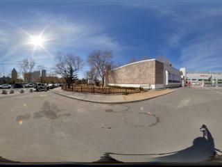 首都滑冰场虚拟旅游