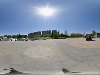 北京国际雕塑园NO.12全景
