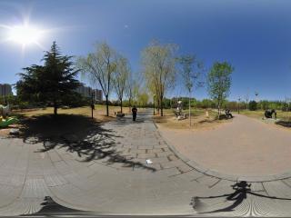 北京国际雕塑园 NO.25全景